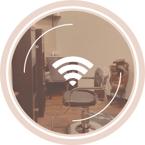 Free WI-FI provided for your convenience